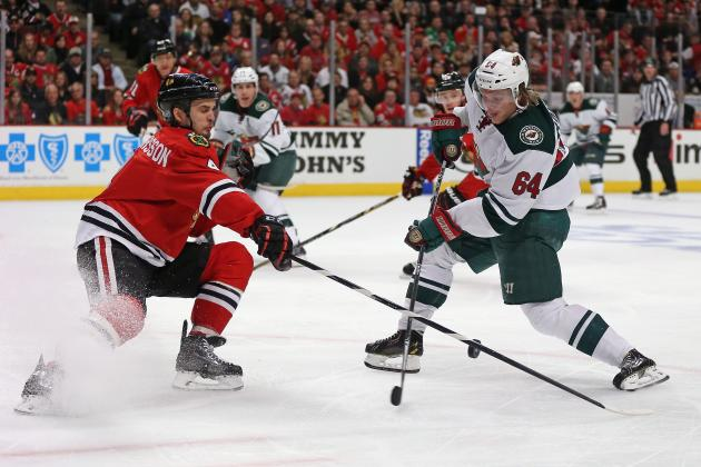 NHL Playoff 2014: 2nd-Round Schedule and Stanley Cup Predictions
