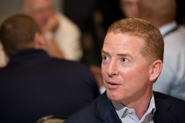 How Jason Garrett's Contract Situation Could Affect Cowboys' Draft Plans