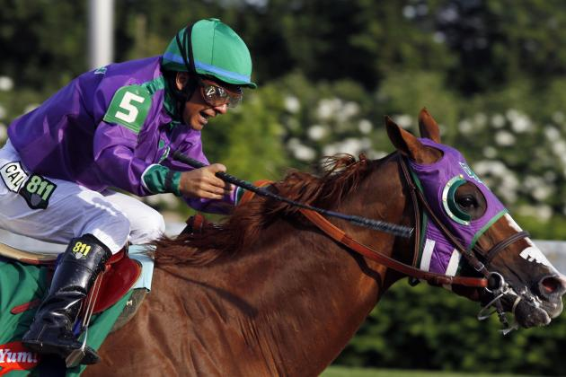 2014 Kentucky Derby: Contenders Who Should Race Well in Preakness Stakes