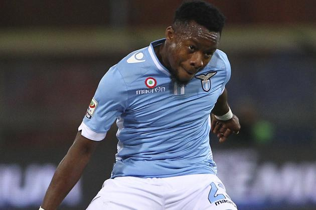 Onazi Admits He Would 'Jump at the Chance' of Switch to Anfield