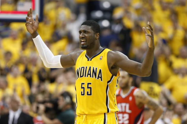 A Roy Hibbert Revival Would Make Indiana Pacers' Next Adjustments a Lot Easier