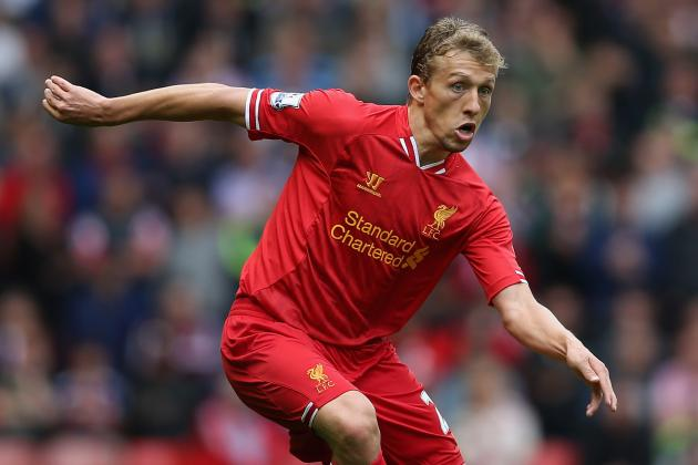 Lucas Leiva Faces Another Fight to Change His Game and Keep His Liverpool Place