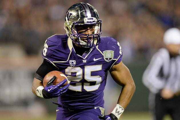 NFL Scout: Bishop Sankey a Poor Man's Emmitt Smith