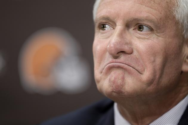 Will Cleveland Browns Trade for Third First-Round Pick?