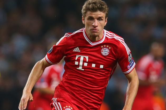 Reported Thomas Muller Transfer Is Good News for Manchester United's Rebuild