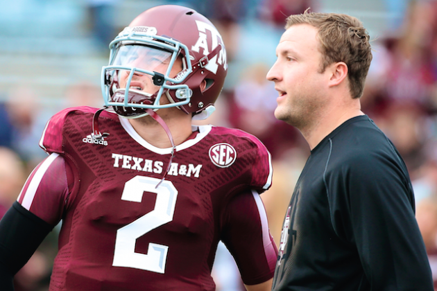 Johnny Manziel: Tale of the Tape for 2014 Draft Prospect