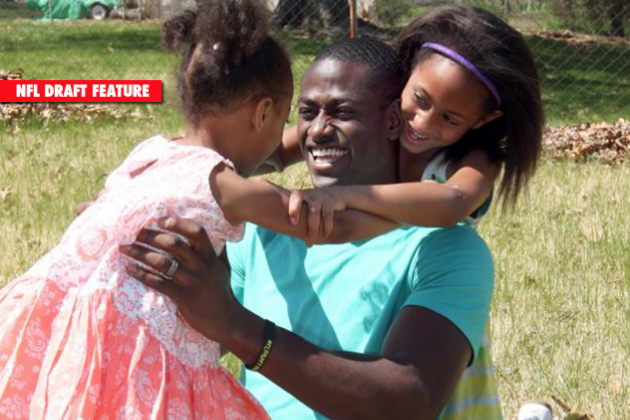 For NFL Prospect Pierre Desir, It's Always Been Fatherhood, Then Football