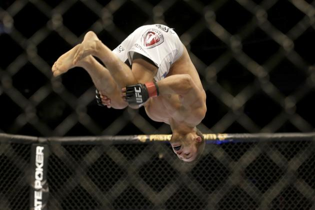 Chad Mendes Is the Correct Fighter to Challenge Jose Aldo at UFC 176