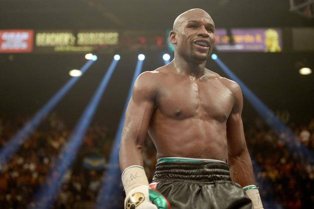 Maidana vs. Mayweather: Money Must Avoid Rematch with El Chino at All Costs