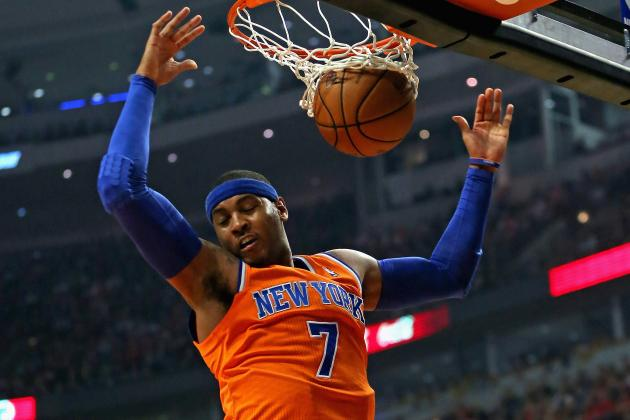 NBA Rumors: Latest Buzz Surrounding Carmelo Anthony, Mark Jackson and More