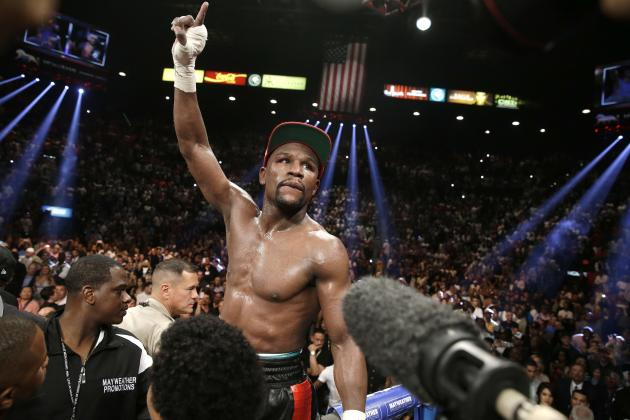 Floyd Mayweather Next Fight: Ideal Opponents for Money After Defeating Maidana