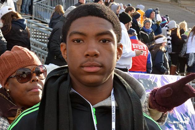 2016 ATH Recruit Ahmir Mitchell Opens Up on Fast-Moving Recruitment Process