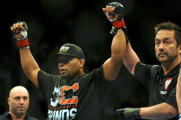UFC 173: Is Daniel Cormier vs. Dan Henderson as One-Sided as It Looks on Paper?
