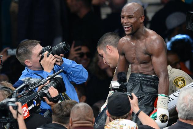 Floyd Mayweather Next Fight: Opponents That Would Guarantee Sensational Bout