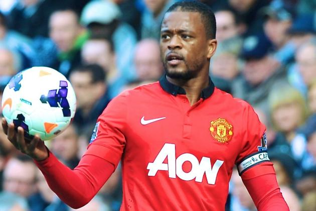 Patrice Evra Calls Manchester United Season 'A Disaster'