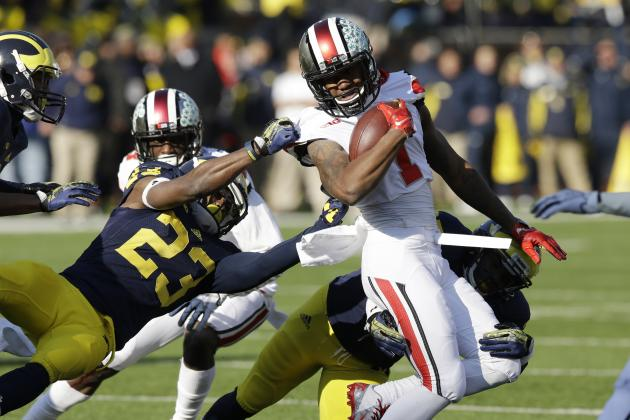 Ohio State Football: Why Dontre Wilson Will Explode in 2014