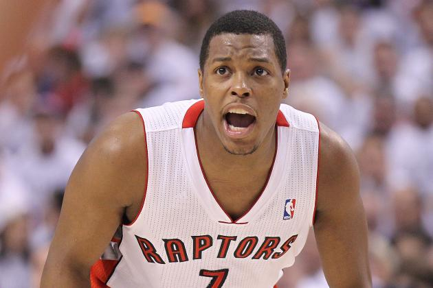 Kyle Lowry: 'This Is Only the Start for Us and the Raptors Organization'
