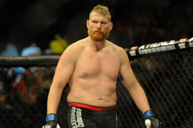 Josh Barnett: I'll Retire When It's My Time