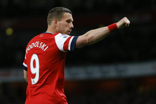Why Lukas Podolski Will Be Germany's Surprise Weapon at the World Cup