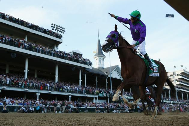 Kentucky Derby Results 2014: California Chrome and Top Horses on Road to Pimlico