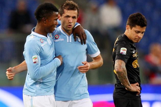 Lazio-Verona Six-Goal Thriller