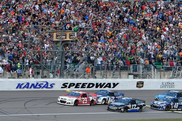 Fantasy NASCAR at Kansas 2014: Picks, Top Drivers for 5-Hour Energy 400