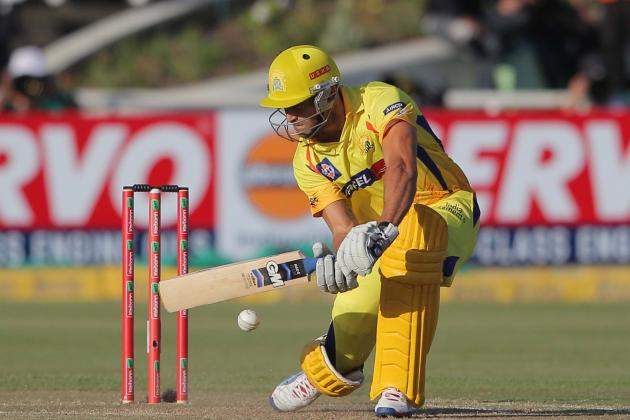 CSK, with McCullum, Smith, Raina & Dhoni, Are Better Than Ever