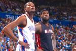 LeBron: Durant Deserves MVP Award