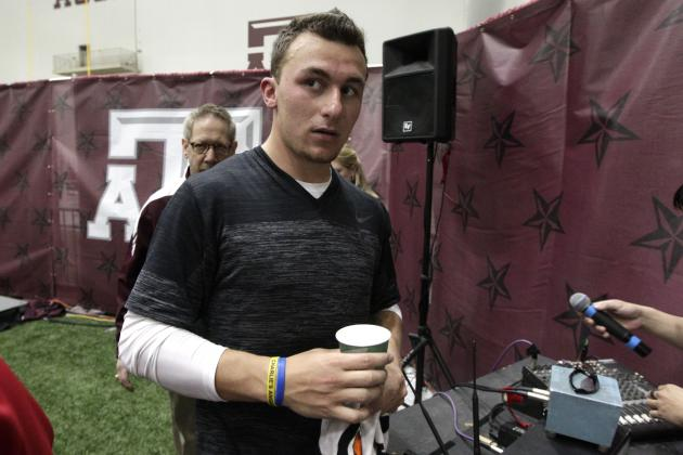Browns GM Ray Farmer and Johnny Manziel Could Forever Be Linked After the Draft