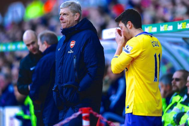 Arsenal and Arsene Wenger Are Not Far from a Premier League Breakthrough