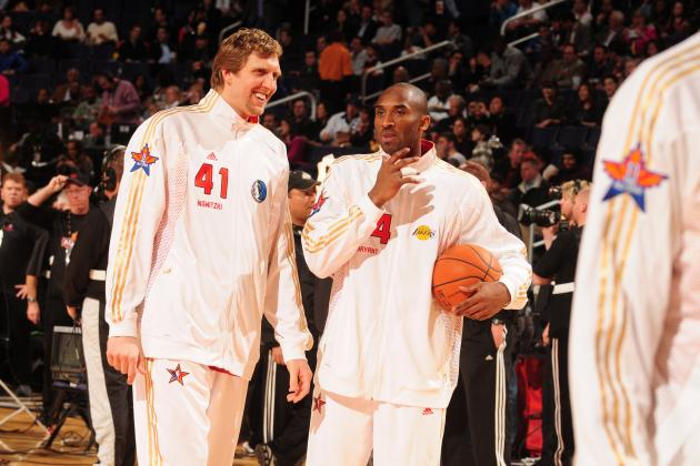 Dirk Nowitzki: 'Pretty Sure I'm Not Going to Sign Kobe's Deal, Unfortunately'