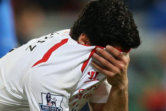 Liverpool Only Have Defence to Blame After Caving in at Crystal Palace