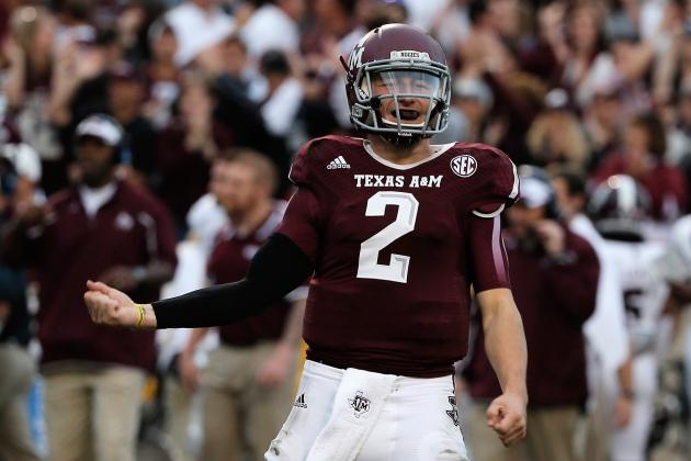 Johnny Manziel Will Become Most Productive Quarterback from 2014 Draft Class