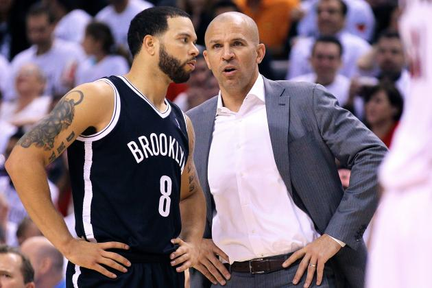 Jason Kidd, Questioned All Year, Offers Unpredictability Problem for Miami