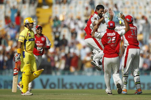 Kings XI Punjab vs. Chennai, IPL 2014: Date, Time, TV Info and Preview