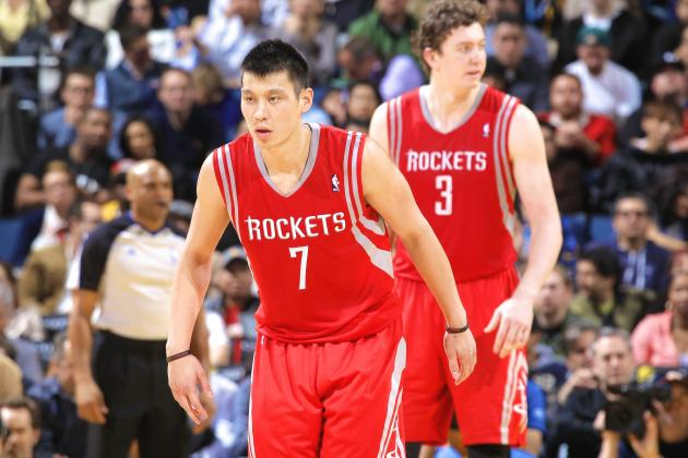 Houston Rockets Reportedly Not Planning to Trade Omer Asik or Jeremy Lin