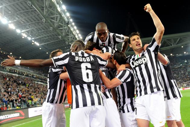 Juventus Finally Relax After Record-Breaking Season in Serie A