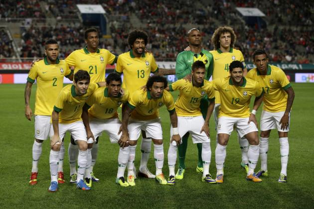 World Cup 2014 Predictions: Latest Projections for Top Groups in Brazil