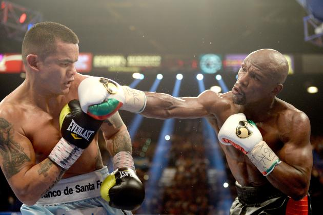 Mayweather vs. Maidana Results: Floyd's Timely, Tactical Boxing Leads to Win