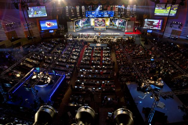 NFL Draft 2014: Start Time, Live Stream and Latest News for First Round
