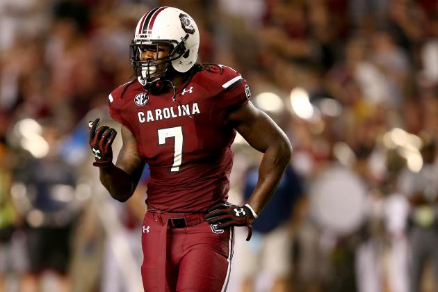 NFL Mock Draft 2014: Last-Minute Projections for Round 1 Prospects