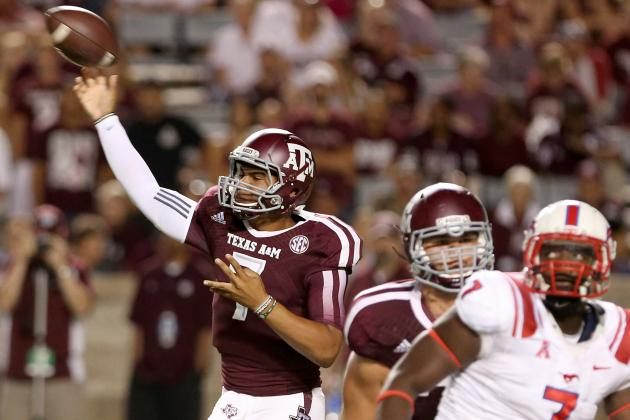 Texas A&M Football: Can Kenny Hill Bounce Back from Troubled Spring?