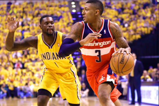 Wizards vs. Pacers Game 1: Live Score, Highlights and Reaction