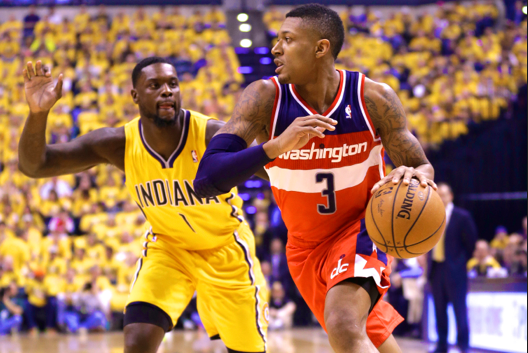 Wizards vs. Pacers: Game 1 Score and Twitter Reaction from 2014 NBA Playoffs