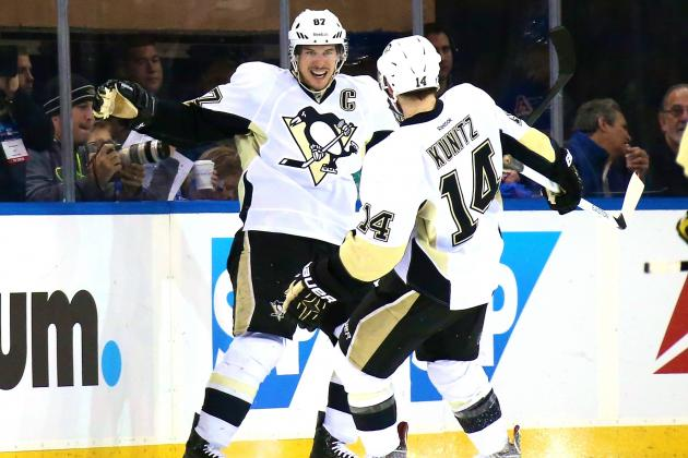 Rangers vs. Penguins: Game 3 Score and Twitter Reaction from 2014 NHL Playoffs