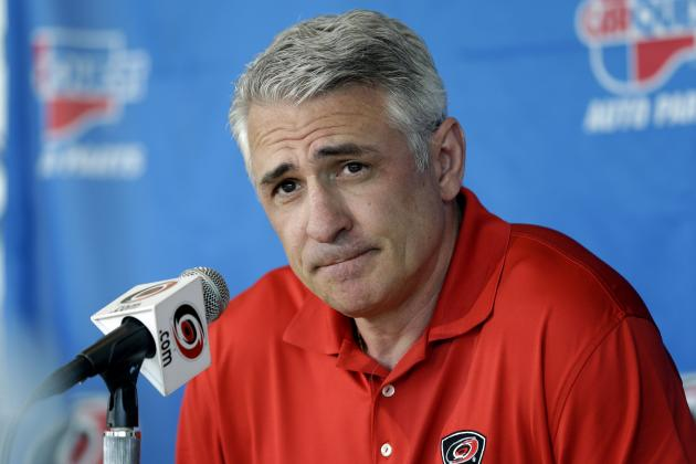 Ron Francis Takes Command of Carolina Hurricanes with Bold Coaching Firings