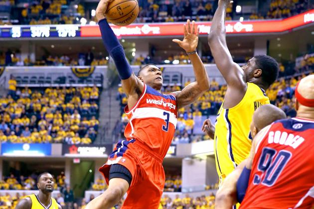 Why It's Nearly Impossible to Picture Pacers Solving Wizards' Dynamic Backcourt