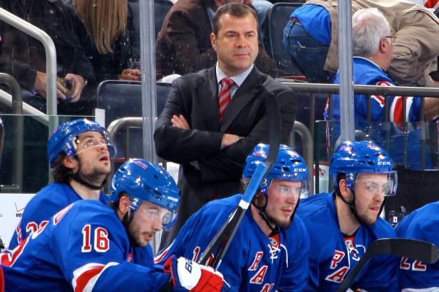 Rangers Failing to See Shortcomings After Second Straight Shutout vs. Penguins