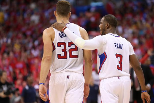 Who Must Carry LA Clippers in 2nd Round of NBA Playoffs?