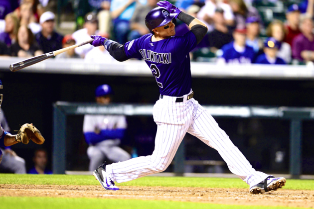 NL Player of the Month Troy Tulowitzki Looks Like Legit 2014 MVP Candidate